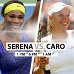 Thể thao - Serena – Wozniacki: Kịch bản cũ (BK Cincinnati)