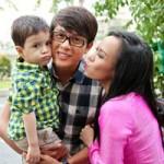 Phim - Hòa Hiệp ga lăng với mẹ con Việt Hương