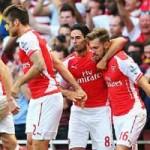 Bóng đá - Arsenal thắng nhọc: Khởi đầu nan