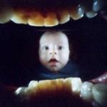 Phi thường - kỳ quặc - Bộ ảnh thú vị được chụp từ vòm họng