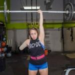 Thể thao - Nữ lực sỹ mất 1 tay vẫn nâng được mức tạ 95 kg