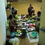 Tin tức trong ngày - Độc đáo khu chợ trong chung cư ở Sài Gòn