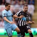 Bóng đá - Newcastle – Man City: Pha phối hợp hoàn hảo