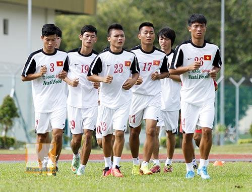 U19 Việt Nam: Đi tìm sự khẳng định - 1