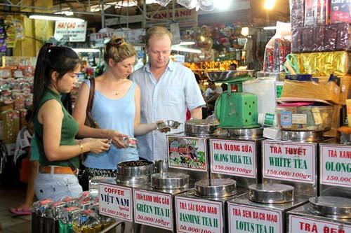 """Những ngôi chợ """"già"""" nổi tiếng nhất Sài Gòn - 3"""