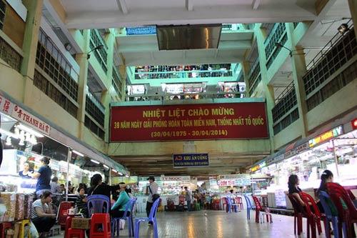 """Những ngôi chợ """"già"""" nổi tiếng nhất Sài Gòn - 11"""