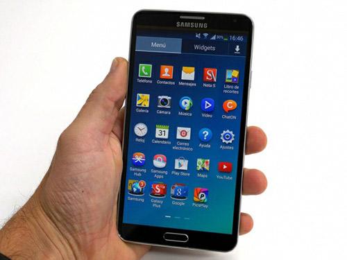Samsung Galaxy Note 4 có điểm chuẩn cực cao - 2