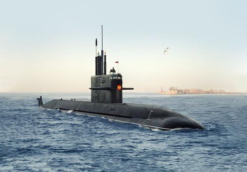 TQ mua một loạt tàu ngầm hiện đại hơn cả Kilo - 1