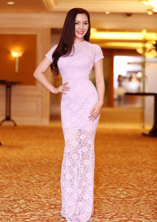Mãn nhãn ngắm kiều nữ Việt quyến rũ tuần qua - 11