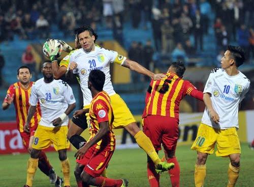 Tứ kết AFC Cup: Khó cho Hà Nội.T&T và V.Ninh Bình - 1