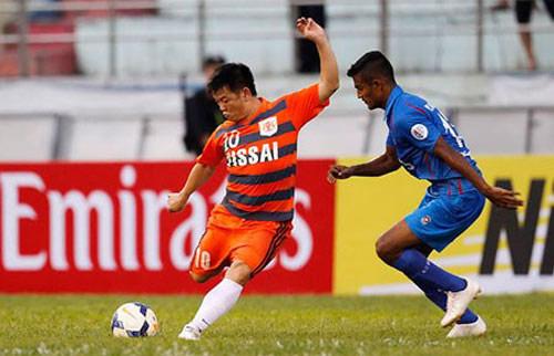 Tứ kết AFC Cup: Khó cho Hà Nội.T&T và V.Ninh Bình - 2