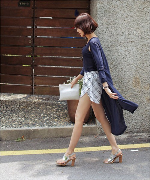 Mặc áo khoác dáng dài chuẩn như fashionista - 8