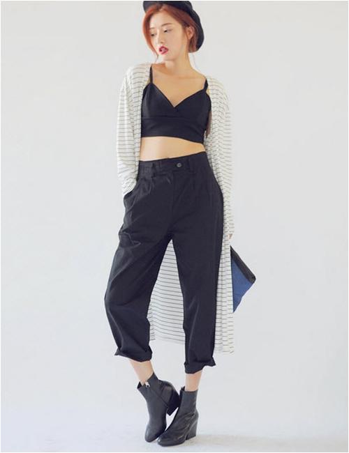 Mặc áo khoác dáng dài chuẩn như fashionista - 4