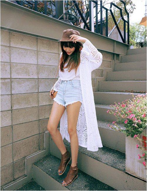 Mặc áo khoác dáng dài chuẩn như fashionista - 6