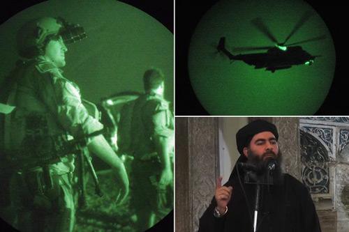 100 đặc nhiệm truy lùng thủ lĩnh phiến quân Iraq - 1