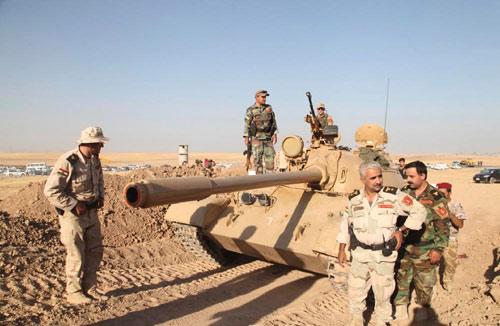 100 đặc nhiệm truy lùng thủ lĩnh phiến quân Iraq - 3