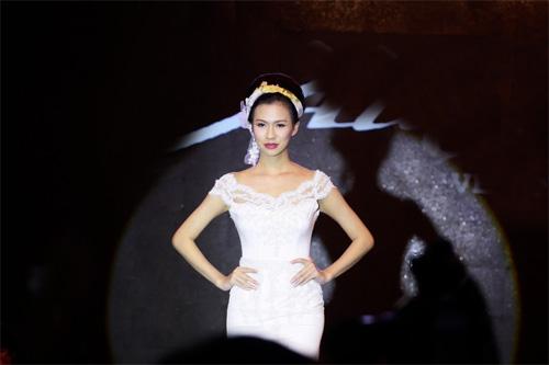 Những mẫu váy cưới mê hoặc gái trẻ - 2
