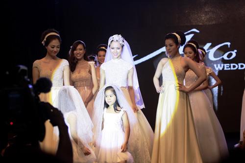Những mẫu váy cưới mê hoặc gái trẻ - 8