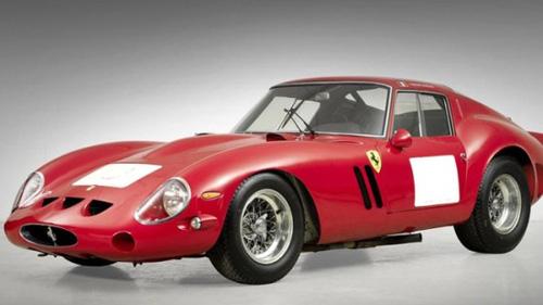 Ferrari 250 GTO có giá siêu kỷ lục 38 triệu USD - 1