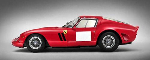 Ferrari 250 GTO có giá siêu kỷ lục 38 triệu USD - 2