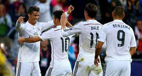 """Real: Hãy học cách """"sống"""" thiếu Ronaldo! - 2"""