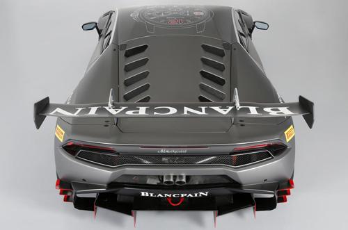Siêu phẩm Lamborghini Huracan Super Trofeo trình làng - 3