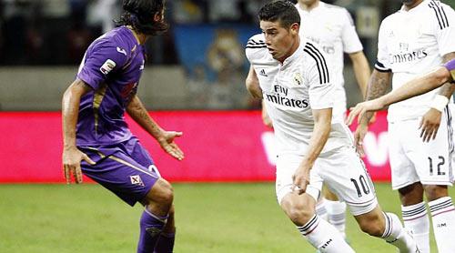 """Real: Rodriguez không thể """"hất cẳng"""" Di Maria - 1"""