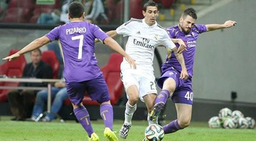 """Real: Rodriguez không thể """"hất cẳng"""" Di Maria - 2"""