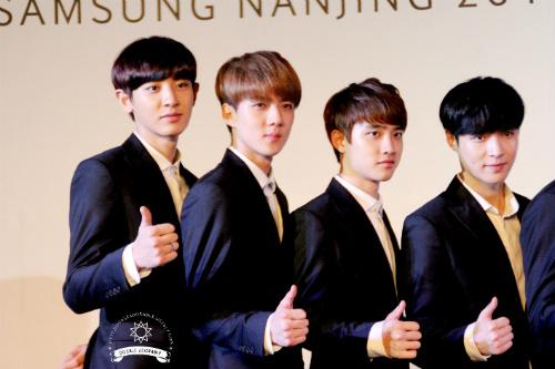 Nhóm EXO đau đầu vì quản lý đánh fan Trung Quốc - 7
