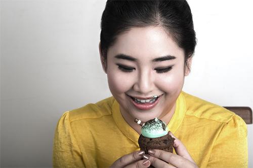 Vivian Kim: Mẫu béo xinh đẹp, sexy nhất châu Á - 6