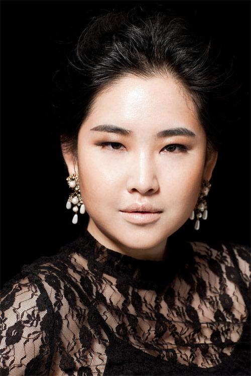 Vivian Kim: Mẫu béo xinh đẹp, sexy nhất châu Á - 12