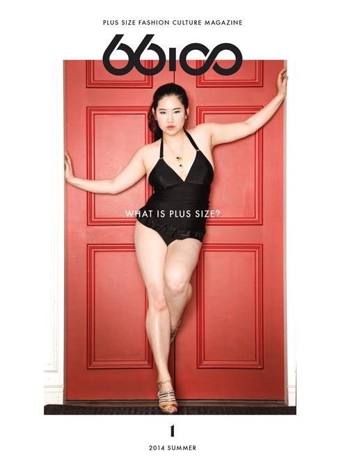 Vivian Kim: Mẫu béo xinh đẹp, sexy nhất châu Á - 14
