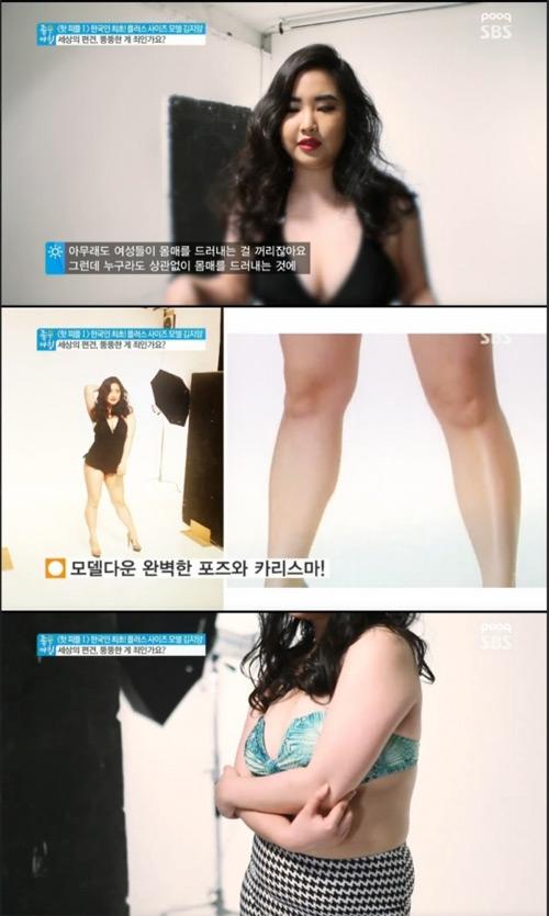 Vivian Kim: Mẫu béo xinh đẹp, sexy nhất châu Á - 2