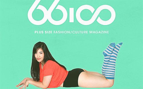 Vivian Kim: Mẫu béo xinh đẹp, sexy nhất châu Á - 8