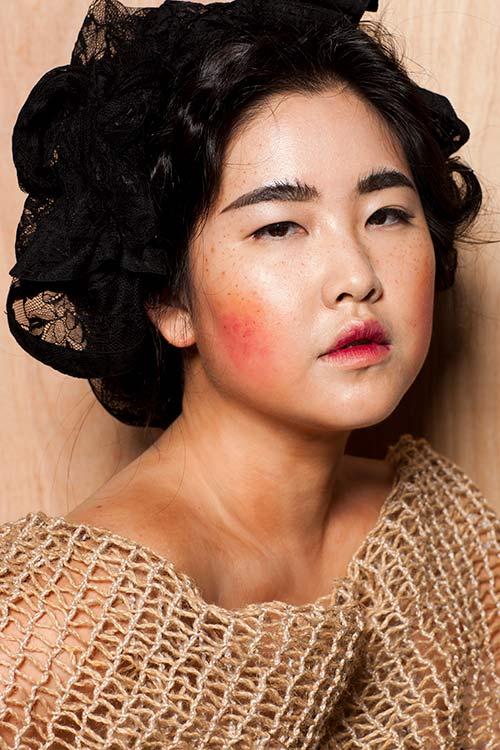 Vivian Kim: Mẫu béo xinh đẹp, sexy nhất châu Á - 11
