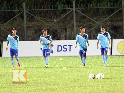 """Cập nhật U19 VN-U21 Campuchia: """"Đè bẹp"""" đối thủ (KT) - 5"""