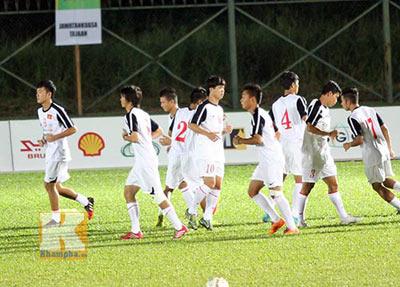 """Cập nhật U19 VN-U21 Campuchia: """"Đè bẹp"""" đối thủ (KT) - 6"""