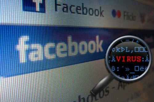 Virus đang hoành hành trên Facebook tại Việt Nam - 1