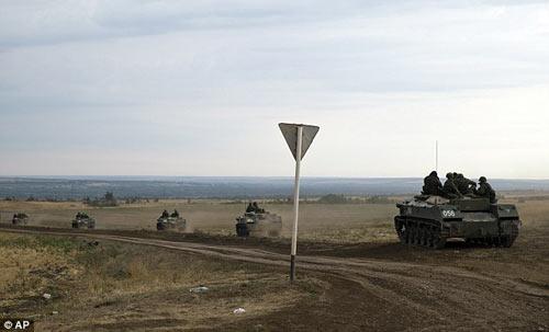 NATO sẽ khiêu chiến nếu Nga tấn công thành viên - 1