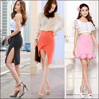 5 kiểu chân váy bút chì đẹp cho bạn gái