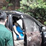 An ninh Xã hội - GĐ chết trong xe ô tô, người có nhiều vết đạn từng cố tự tử