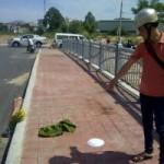 An ninh Xã hội - Phát hiện nam thanh niên chết bất thường trên cầu