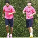 """Bóng đá - Barca: Messi vẫn là số 1, không phải """"phục vụ"""" Suarez"""