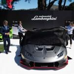 Ô tô - Xe máy - Siêu phẩm Lamborghini Huracan Super Trofeo trình làng
