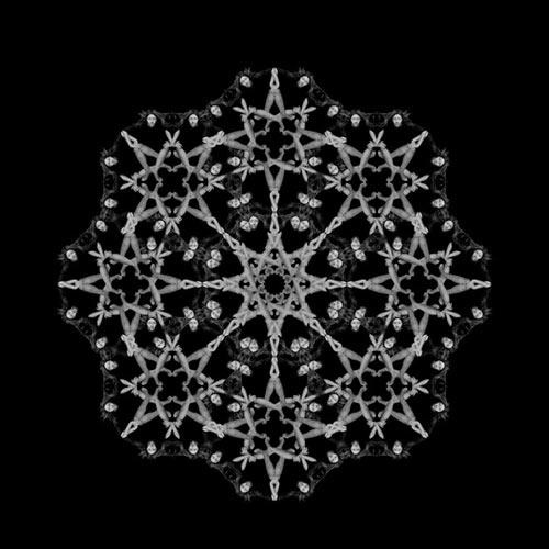Hàng chục người mẫu tạo hình kính vạn hoa ấn tượng - 1