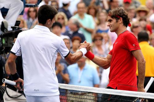 Nadal rút lui, Djokovic-Federer hẹn tái ngộ chung kết - 1