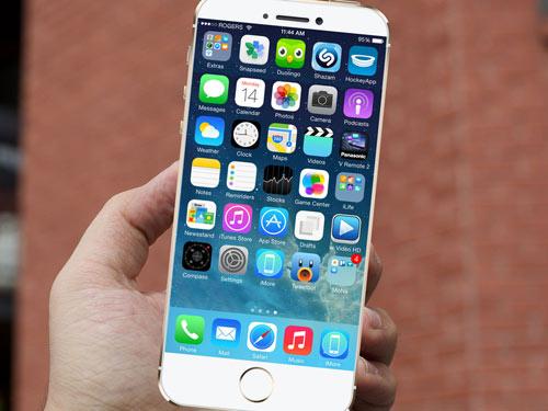 iPhone 6 vẫn dùng RAM 1GB như iPhone 5S - 2
