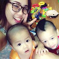 Tâm sự xót xa của 9X làm mẹ đơn thân 2 con