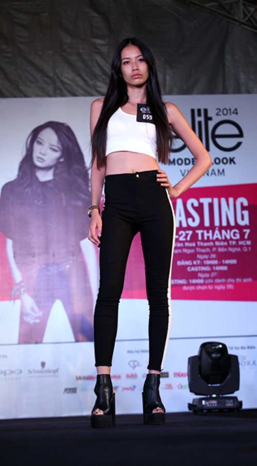 Hà Anh tư vấn ăn mặc cho thí sinh người mẫu - 6