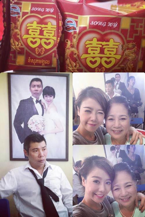 Thực hư đám cưới lần 3 của Công Lý - 1